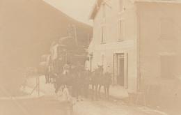 38--ENGINS---PHOTO--HOTEL JALLAT--VOIR SCANNER - Frankreich