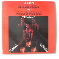 "LP/ Julien Babinga Ba Nkounkou - ""Kimbwa Conga-Congo"" - World Music"
