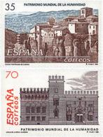 Ref. 83199 * NEW *  - SPAIN . 1998. HUMANITY WORLD HERITAGE. PATRIMONIO MUNDIAL DE LA HUMANIDAD - 1991-00 Ongebruikt