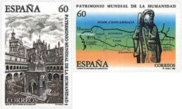 Ref. 85965 * NEW *  - SPAIN . 1995. HUMANITY WORLD HERITAGE. PATRIMONIO MUNDIAL DE LA HUMANIDAD - 1931-Hoy: 2ª República - ... Juan Carlos I