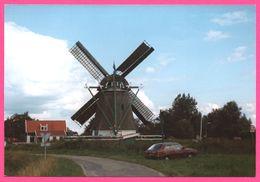 Photo - Nederland - Nieelmolen De Oude Knecht In Akersloot - Anno 1664 - Moulin - Molen - 1981 - Foto's