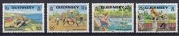 Guernsey - Internationales Jahr Der Behinderten - MNH M 237-240 - Guernsey
