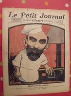 Le Petit Journal Illustré 13 Novembre 1921. Landru Poincaré Chien Des Baskerville  Conan Doyle Sherlock Holmes - Livres, BD, Revues