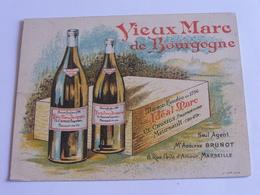 Vieux Marc De Bourgogne - Agent Marseille - Advertising