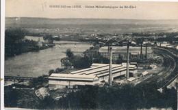CPA - France - (78) Yvelines - Bonnières-sur-Seine - Usine Métallurgique De St-Eloi - Bonnieres Sur Seine