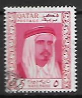 QATAR    -    Emir  -  Oblitéré - Qatar