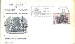 Ref. 282153 * NEW *  - SPAIN . 1980. PUBLIC FINANCES AND THE BOURBONS. HACIENDA PUBLICA Y LOS BORBONES - 1931-Hoy: 2ª República - ... Juan Carlos I