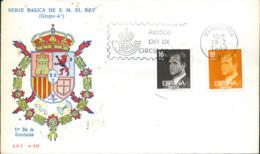 Ref. 282159 * NEW *  - SPAIN . 1980. JUAN CARLOS I. JUAN CARLOS I - 1931-Hoy: 2ª República - ... Juan Carlos I