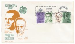 Ref. 23868 * NEW *  - SPAIN . 1980. EUROPA CEPT. FAMOUS PEOPLE. EUROPA CEPT. GENTE FAMOSA - 1931-Hoy: 2ª República - ... Juan Carlos I