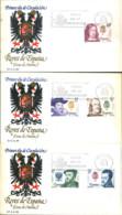 Ref. 282161 * NEW *  - SPAIN . 1979. KINGS OF SPAIN. HOUSE OF AUSTRIA. REYES DE ESPA�A. CASA DE AUSTRIA - 1931-Hoy: 2ª República - ... Juan Carlos I