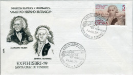 Ref. 351337 * NEW *  - SPAIN . 1979. TENERIFE NAVAL DEFENSE. DEFENSA NAVAL DE TENERIFE - 1931-Hoy: 2ª República - ... Juan Carlos I