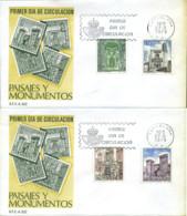 Ref. 281695 * NEW *  - SPAIN . 1979. LANDSCAPES AND MONUMENTS. PAISAJES Y MONUMENTOS - 1931-Hoy: 2ª República - ... Juan Carlos I