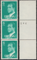 Ref. 4105 * NEW *  - SPAIN . 1977. JUAN CARLOS I. JUAN CARLOS I - 1931-Hoy: 2ª República - ... Juan Carlos I