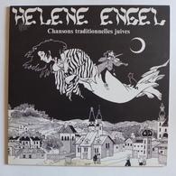 LP/ Hélène Engel - Chansons Traditionnelles Juives - World Music