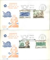 Ref. 282268 * NEW *  - SPAIN . 1976. BICENTENARY OF UNITED STATES CONSTITUTION. BICENTENARIO DE LA CONSTITUCION DE LOS E - 1931-Hoy: 2ª República - ... Juan Carlos I
