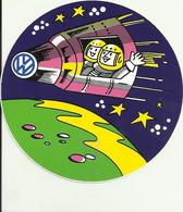 - Autocollant - VW - Stickers