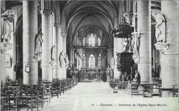 COURTRAI-KORTRIJK - Intérieur De L'Eglise St-Martin - Phot. H. Bertels - Kortrijk