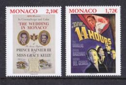 5.- MONACO 2019 GRACE KELLY - FILMES MOVIES -  14 HEURES AND WEDDING IN MONACO - Nuovi