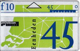 NETHERLANDS - PTT Telecom 45 Units, CN : 226B, Used - Nederland