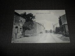 Erezée  Rue De L' Ecole - Erezée
