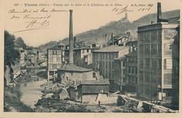 CPA - France - (38) Isère - Vienne - Usines Sur La Gère - Vienne
