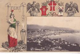 SPALATO / PANORAMA / CARTE RARE - Croatie