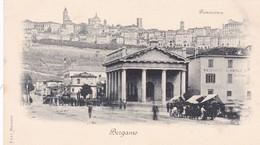 BERGAMO / PANORAMA / TRES BELLE CARTE PRECURSEUR - Bergamo
