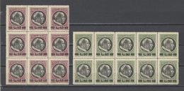 VATICAN.  YT   N°126/127  Neuf **  1946 - Vatican