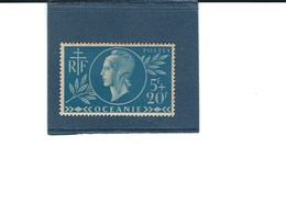 OCEANIE  :  N° 171  **     Val YT : 1,80  € - Timbres