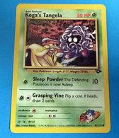 POKEMON KOGA'S TANGELA 50 HP - Pokemon