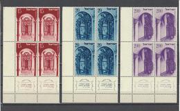 ISRAEL.  YT   N° 68/70  Neuf **  1953 - Israel