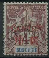 Canton (1901) N 3 (o) - Oblitérés