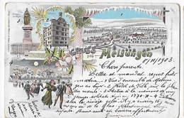 ALLEMAGNE - MELSUNGEN   - Multivues     BA - Melsungen