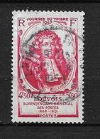 """FRANCE 1947  N° 779  """" Michel De TELLIN Marquis De LOUVOIS  """"   Oblitéré - 1945-54 Marianne De Gandon"""