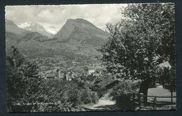BRIGUE Et Le Riederhorn. Ed. SARTORI .  Suisse - VS Valais