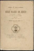 Mère Marie De Jésus Carmel De Paray Le Monial - Religion