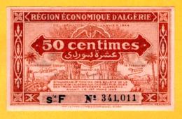 Algeria 50 C., Serie F - 97b - NEUF - Algérie