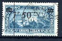 1926 GRAN LIBANO N.78 USATO - Used Stamps