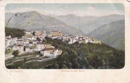 POGGIO / ENVIRONS DE SAN REMO - San Remo