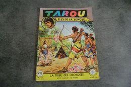 BD De Tarou Fils De La Jungle - N°72 - La Tribu Des Orchidées -artima 1959 - - Piccoli Formati