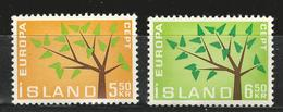 Iceland - 1962 Europa MNH** . Lot. 4695 - 1944-... Republique