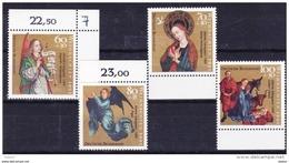 Duitsland 1991 Nr 1410/13 **, Zeer Mooi Lot Krt 3746 - [7] République Fédérale