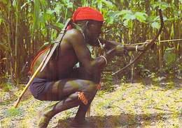 Afrique > Folklore Africain Danse Des Chasseurs (chasse Tir à L'arc Archery Hunter) (Editions : N°7364 )*PRIX  FIXE - Non Classés