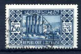 1930-35 GRAN LIBANO N.143 USATO - Usati