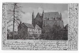 ALLEMAGNE -  MARBURG   - Schloss Westseite       BA - Marburg