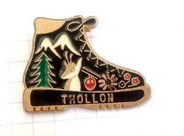 THOLLON  (Haute Savoie) Montagne - Steden