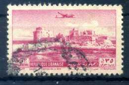 1951 LIBANO N.70 POSTA AEREA USATO - Libano