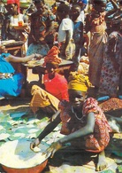 Afrique > Marché A Market  (Editions  N°7641 Cliché Chareton  )*PRIX  FIXE - Non Classés