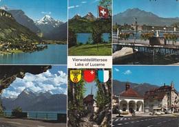 Vierwaldstättersee, Luzern - LU Lucerne