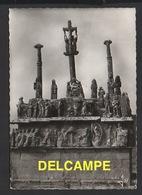 DF / 29 FINISTÈRE / SAINT-JEAN-TROLIMON / TRONOËN : FACE NORD DU CALVAIRE / 1964 - Saint-Jean-Trolimon